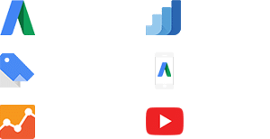 Certificazioni Google AdWords & Analytics